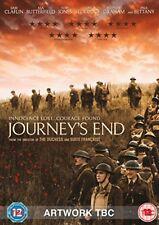 Journeys End [DVD] [2018]