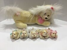 Vintage 1990s Puppy Surprise Yellow 5 Baby Puppies Boy Girl