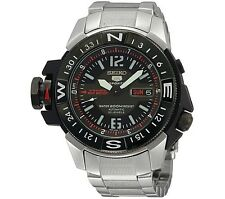 Seiko Automatic Map Meter SKZ229K1 SKZ229 XL Divers Watch