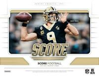 2019 Score Red NFL Football Parallel Cards Pick From List 1-220