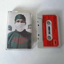 RAINBOW DIFFICULT TO CURE CASSETTE TAPE 1981 RED PAPER LABEL POLYDOR UK