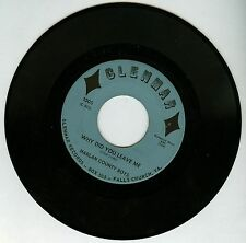 Harlan County Boys Why Did You Leave Me 7'' Vinyl Record indie country obscure