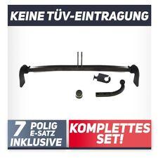 Für Citroen C3 II 5-Tür 09-16 Anhängerkupplung starr+E-Satz 7p