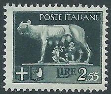 1929-42 REGNO LUPA 2,55 LIRE MNH ** - CZ36-9