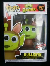 Disney Pixar Toy Story Alien Remix Bullseye Funko Pop! Vinyl #757