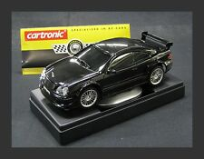 Cartronic Mercedes-Benz CLK DTM RC Car 1:24 Schwarz (JS)