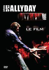 "DVD ""JOHNNY HALLYDAY OLYMPIA 2000""      NEUF SOUS BLISTER"