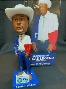 Adrian Beltre Texas Legends Bobblehead Texas Rangers SGA
