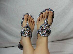 Tory Burch  Miller Sandal size 10.5 M