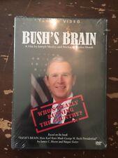 2004 Bush's Brain Tartan Video DVD New