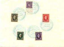 1939 Slovakia Special Postmark Two Sheets
