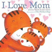 I Love Mom-ExLibrary