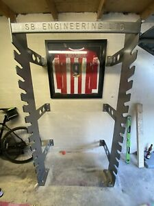 Heavy Duty Power Rack, Squat Rack, Bench Press, Home Gym