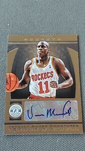 2013-14 Totally Certified Signatures Silver Vernon Maxwell #70 Auto