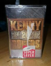 Kenny Rogers: 20 Great Years Sealed Cassette