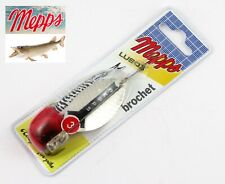 Mepps  Lusox T3 Pike Spinner  Silver 80 mm 7,5 +13 grs Babelbaits