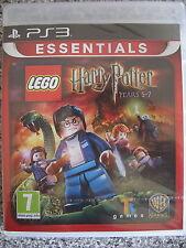 LEGO Harry Potter anni 5-7 per PAL ps3 (nuovo e sigillato)