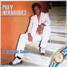 PULY HERNANDEZ A GOLPE DE SABOR - ENVIDIA Salsa Rare CD NEW