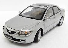 Mazda 6 gray Dealer Promo 1/18 Paudi Model MB