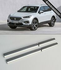 Seat Tarraco (Released 2019) Stainless Sill Protectors / Kick Plates