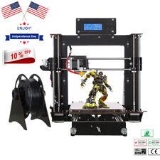 2019 3D Printer Prusa i3 Reprap + MK8 Extruder, MK3 Heatbed, LCD Controller