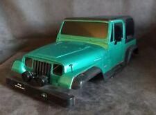 Tamiya Jeep Wrangler YJ Scale Hard Body CC01 CR01 Axial SCX10 II MST CFX CMX