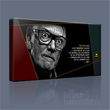 SNATCH BRICK TOP NEMESIS QUOTE AWESOME GANGSTER ICONIC CANVAS PRINT Art Williams