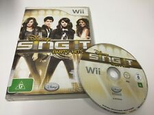 Disney Sing It: Party Hits Nintendo Wii