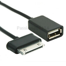 Micro USB OTG Cable Adapter For Galaxy Tab 2 7 P3100 GT-P3113 10.1 8.9 New