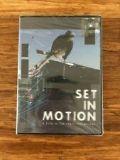 New Set in Motion Ski DVD Extreme Sports Two Plank Productions Sealed
