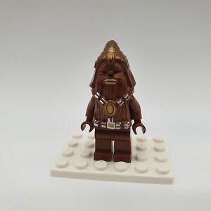 Lego Star Wars Wookie Warrior MIni Figure