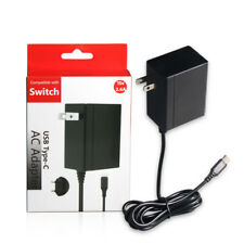 AC Adapter Power Supply Nintendo Switch Wall Travel Fast Charger US/JAP Plug