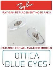 NASELLI RICAMBIO RAY BAN RB3025 NOSEPIECE REPLACEMENT AVIATOR NOSE PAD SPARE