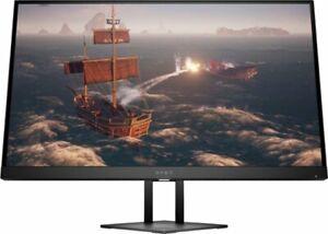 HP OMEN 27i IPS LED Gaming Monitor Screen - Shadow Black 165 Hz 1 Ms