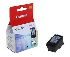 Original Canon CL513 Colour Ink Cartridge For PIXMA MP260 Inkjet Printer