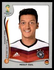 Panini World Cup 2014 (Swiss Platinum Version) Mesut Özil Germany No. 499