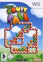 Nintendo Wii Spiel - Super Fruitfall mit OVP