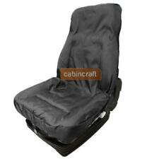 Manitowoc Crane Group Cabincraft Heavy Duty Tough Waterproof Seat Cover Grey