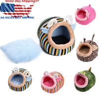 Soft Animal Shape Pet Dog Cat Bed House Kennel Puppy Warm Cushion Basket Pad o