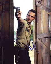 ANDREW LINCOLN signed autographed THE WALKING DEAD RICK GRIMES photo (1)