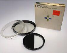 Genuine Hoya 58mm Dual-Image Special Effect Lens Filter