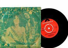 TYRANNOSAURUS REX T REX 7' PS By The Light Of A Magical Moon NORWAY MEGA RARE 45