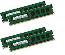 4x 4gb 16gb Samsung RAM de memoria DIMM ddr3 1600 MHz 240pin pc3-12800 pc12800