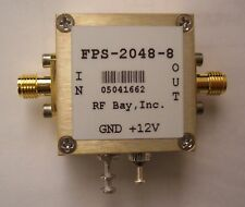 Frequency Prescaler 8.0GHz Div 2048,FPS-2048-8, New,SMA