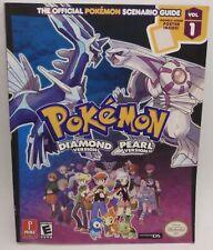 Pokemon Diamond/Pearl Version Vol. 1 : The Official Pokemon Scenario Guide