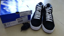 Nike SB Blazer Premium SE Mid Graphite Grey Black 631042-003 Men's Sz 11.5