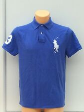 POLO RALPH LAUREN 2018 Big Pony Polo Shirt in Blue Sizes S-2XL BNWOT