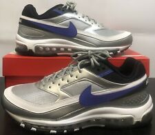 0698674a0a New Men's Nike Air Max 97/BW Metallic Silver Persian Violet Size:10 AO2406