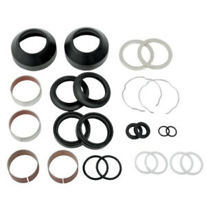 Front Fork Oil Seal Set Seals HD FLHTC Electra Glide Classic 1992 1993 1994 1995