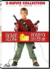 Home Alone 1 and 2 DVD